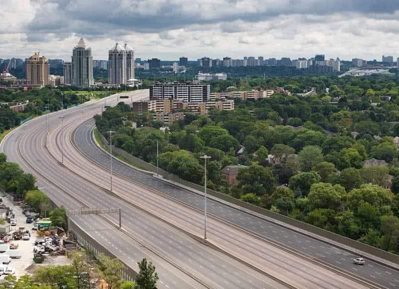 city road Victoria