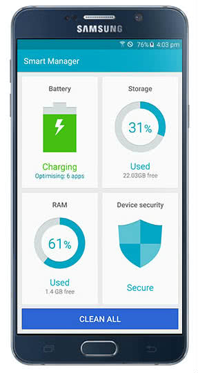 Smart Manager for Samsung 4